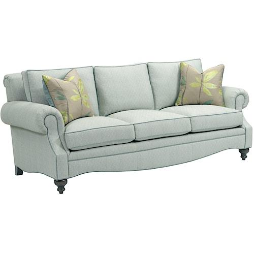 Drexel Heritage® Drexel Heritage Upholstery Kerrigan Stationary Sofa