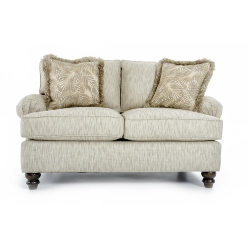 Drexel Heritage® Drexel Heritage Upholstery Holloway Love Seat