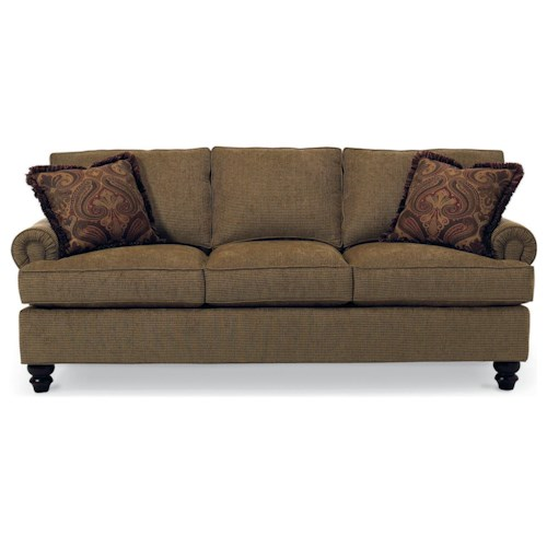Drexel Heritage® Drexel Heritage Upholstery Holloway Stationary Sofa