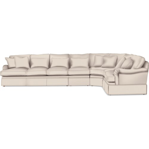 Drexel Heritage® Drexel Heritage Upholstery Carrera Sectional
