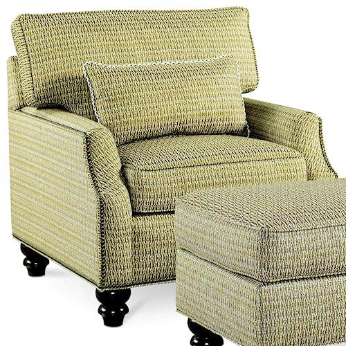 Drexel Heritage® Drexel Heritage Upholstery Marcello Upholstered Chair