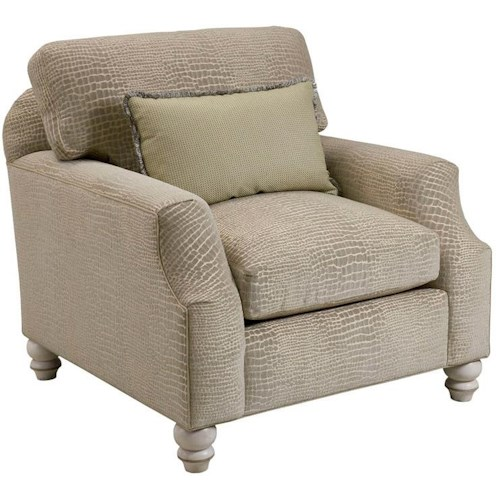 Drexel Heritage® Drexel Heritage Upholstery Conway Upholstered Chair