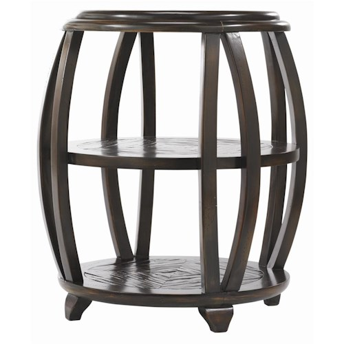 Drexel Heritage® Et Cetera Modern Ming Chair Side Table