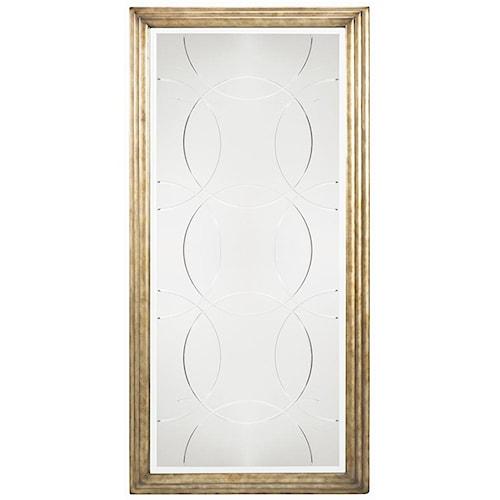 Drexel Heritage® Et Cetera Parisian Floor Mirror