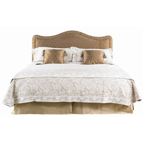 Drexel Heritage® Et Cetera King Upholstered Headboard