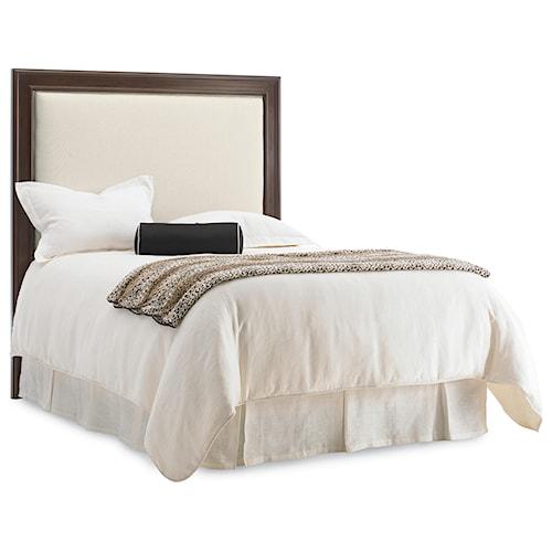 Drexel Heritage® Et Cetera Queen Upholstered Headboard