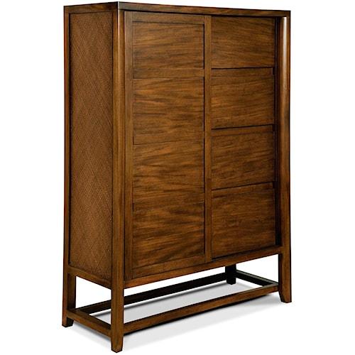 Drexel Heritage® Renderings Definition Door Chest w/ Shelves