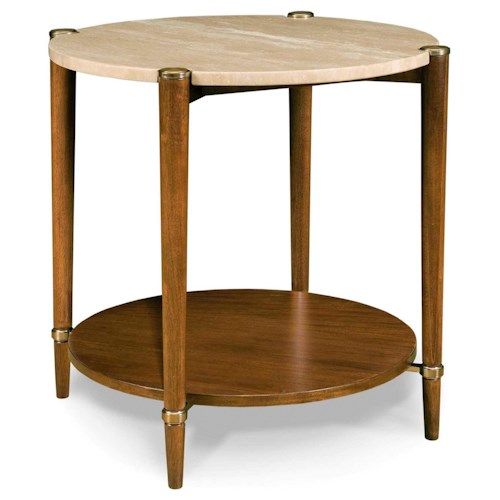 Drexel Heritage® Renderings Cole Round Accent Table