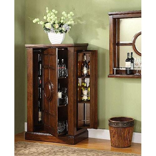 E.C.I. Furniture Guinness Bar Bar Armoire