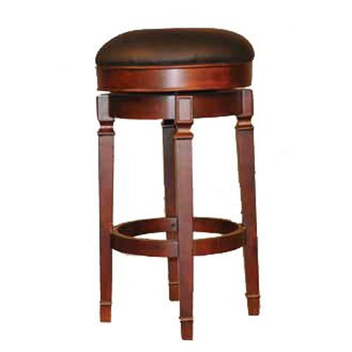 E.C.I. Furniture Bar Stools Backless Upholstered Bar Stool