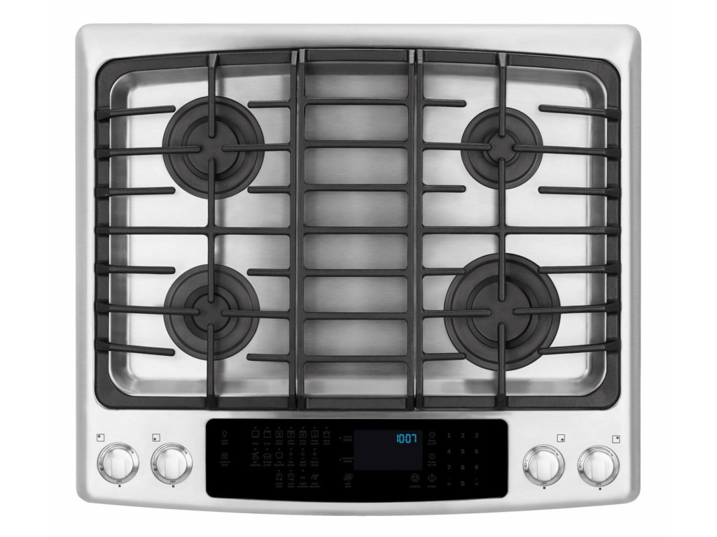 Expandable Elements Adjust Up to 2 Sizes to Best Fit Your Cookware