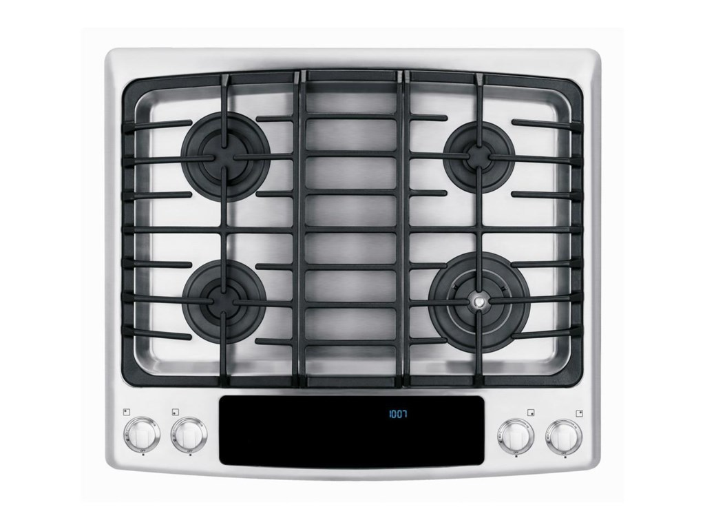 The Min-2-Max® Burner Offers a Wide Range of BTU Cooking Power