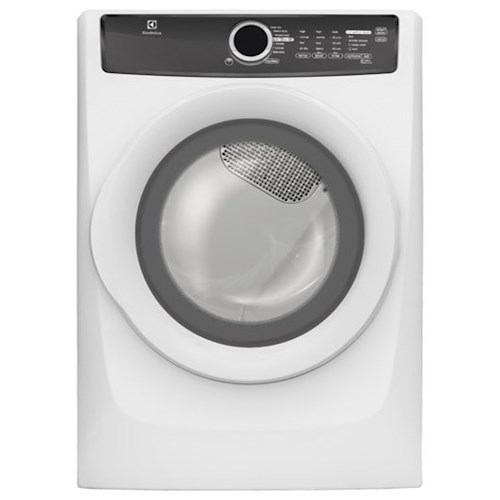 Electrolux Electric Dryers Front Load Perfect Steam™ Electric Dryer with 7 cycles - 8.0 Cu. Ft.