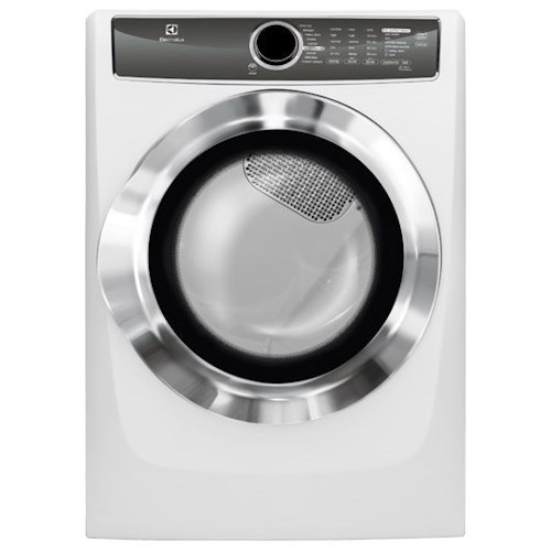 Electrolux Electric Dryers Front Load Perfect Steam™ Electric Dryer with Instant Refresh and 8 cycles - 8.0 Cu. Ft.