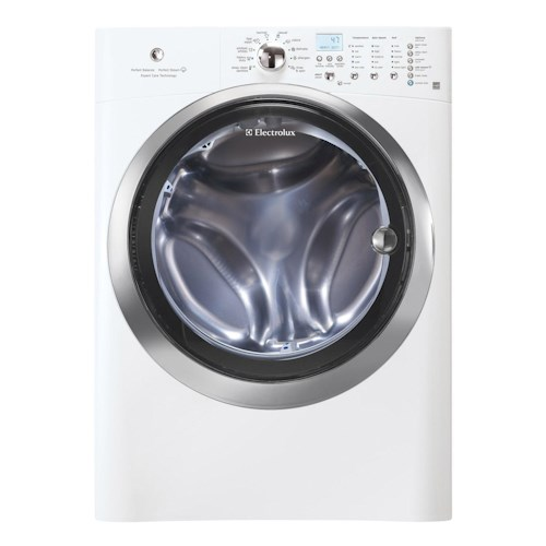 Electrolux Electric Dryers 8.0 Cu. Ft. Front Load Electric Steam Dryer with IQ-Touch™ Controls