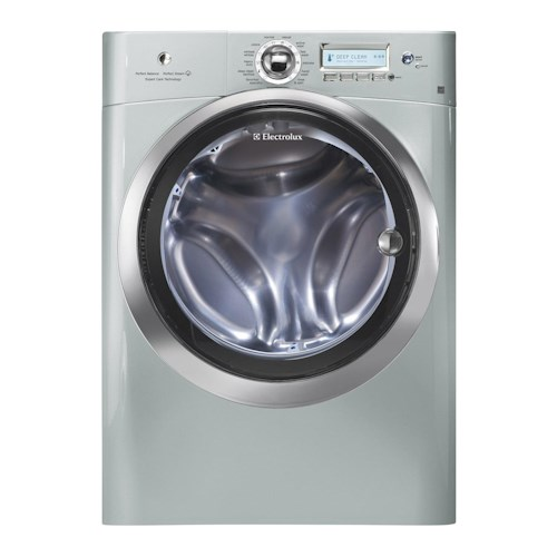 Electrolux Electric Dryers 8.0 Cu. Ft. Front Load Electric Steam Dryer with Wave-Touch™