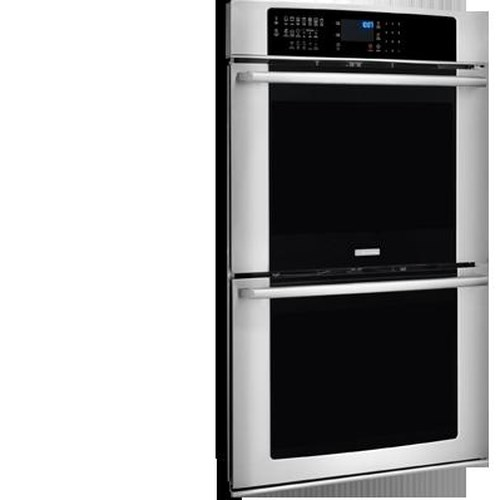 """Electrolux Electric Wall Ovens - 2014 27"""" Electric Double Wall Oven with IQ-Touch™ Controls"""