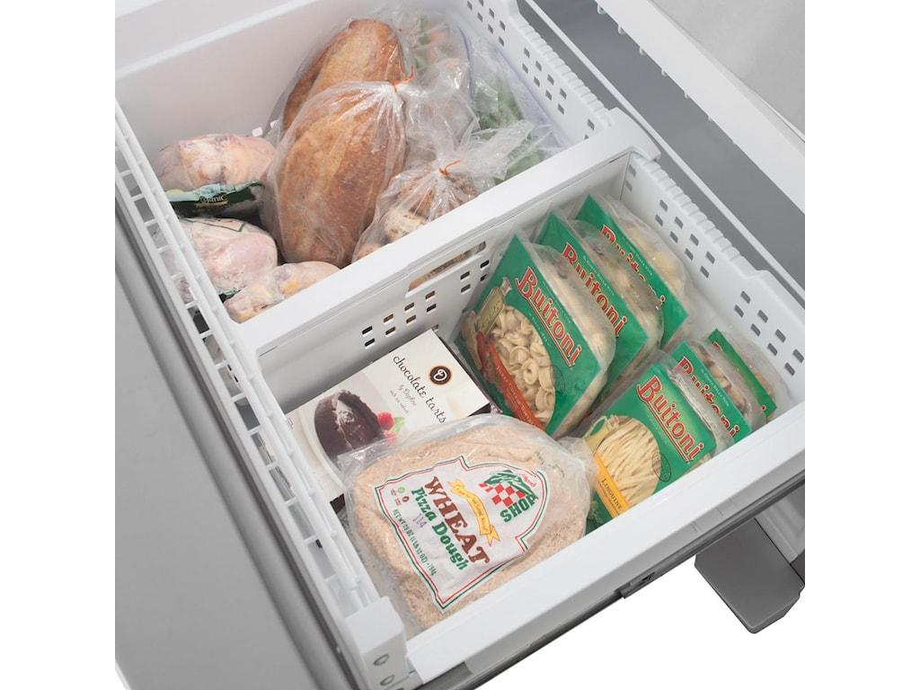 Luxury-Glide® Freezer Baskets