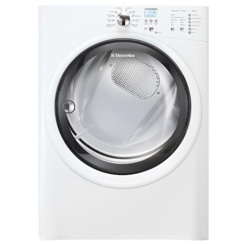 Electrolux Gas Dryers 8.0 Cu. Ft. Gas Front-Load Dryer with IQ-Touch™ Controls
