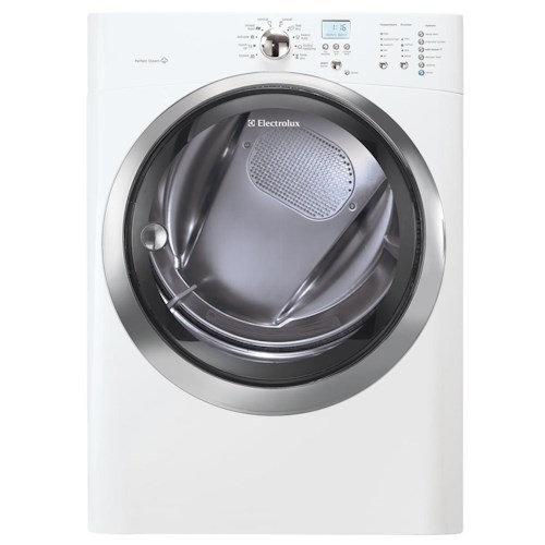 Electrolux Gas Dryers 8.0 Cu. Ft. Front Load Gas Steam Dryer with IQ-Touch™ Controls