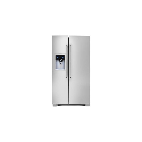 Electrolux Side-By-Side Refrigerators 22.16 cu. ft. Side-By-Side Refrigerator with Wave-Touch® Controls
