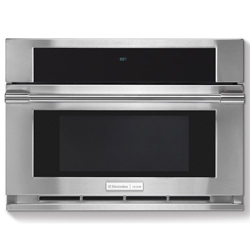 Electrolux ICON® Professional Series 1.5 Cu. Ft. Built-In Microwave with Drop-Down Door