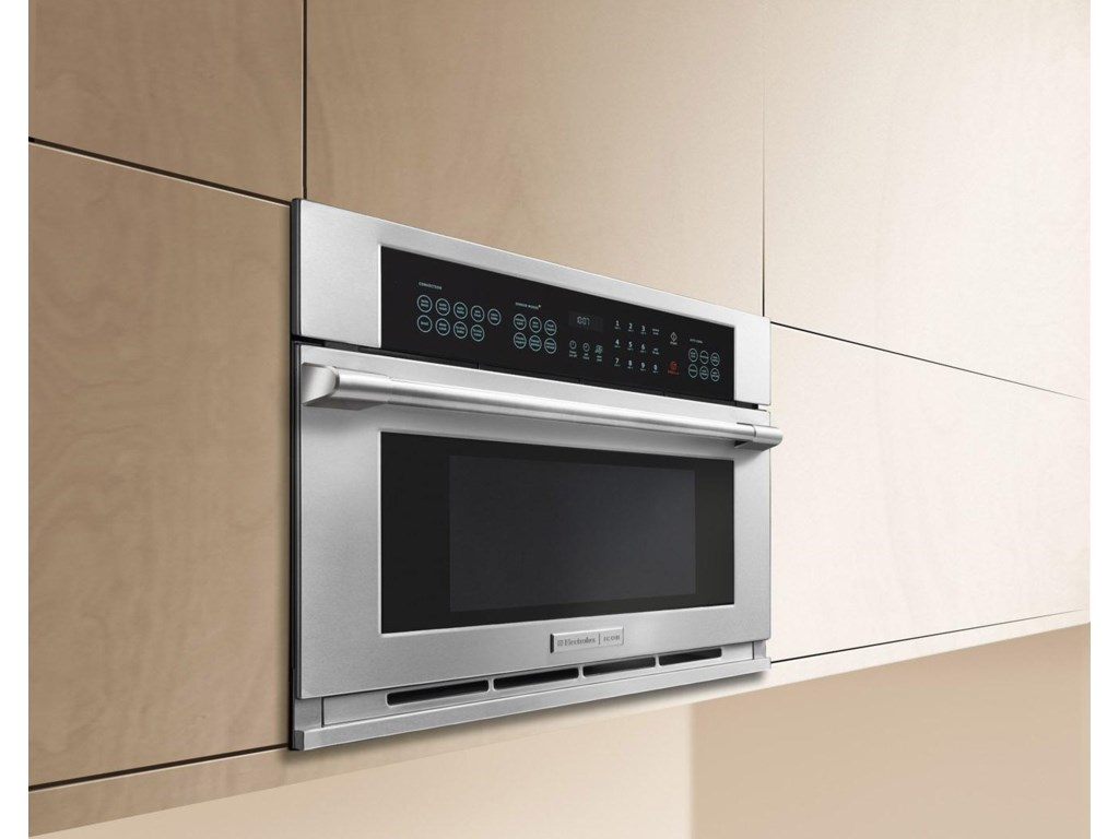 Microwave Looks Great Mounted in Wall or Cabinet Setting
