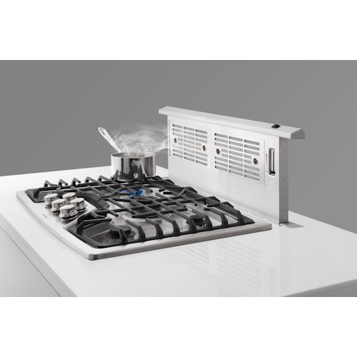 Electrolux ICON® Professional Series 30'' Downdraft Vent with Infinite-Speed Blower Control