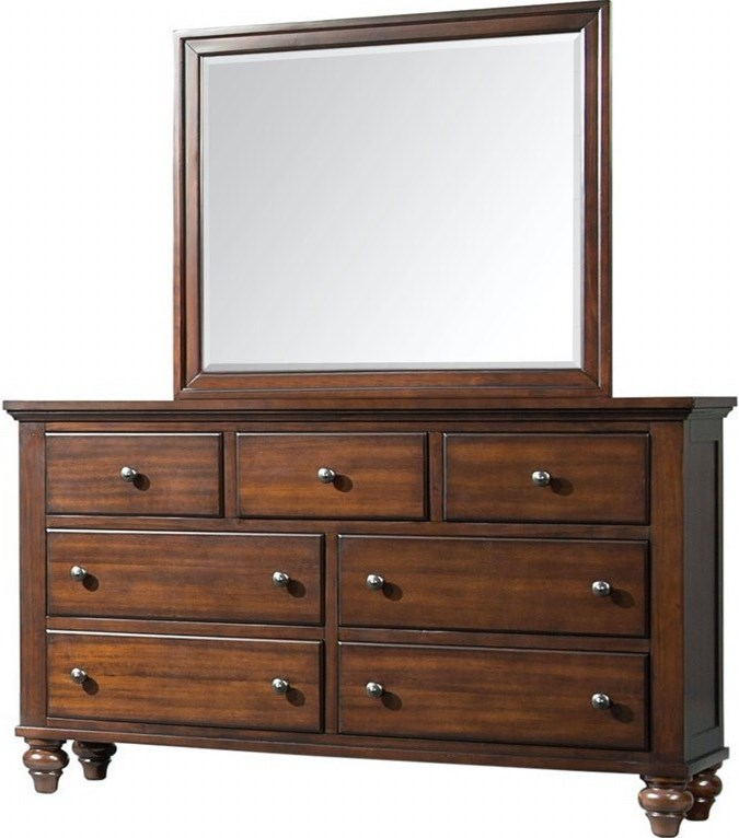 Shown with Sleigh Bed, Nightstand, Chest and TV Chest