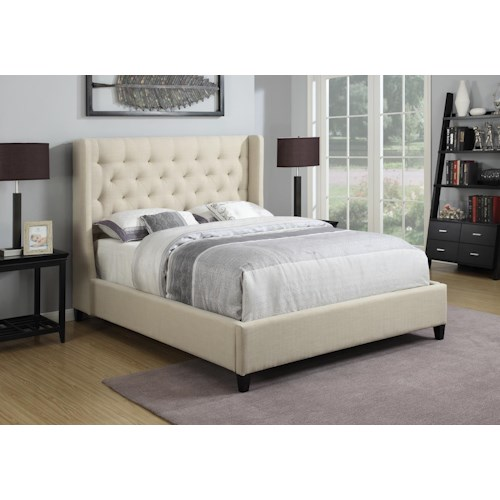 Morris Home Furnishings Copeland Queen Bed