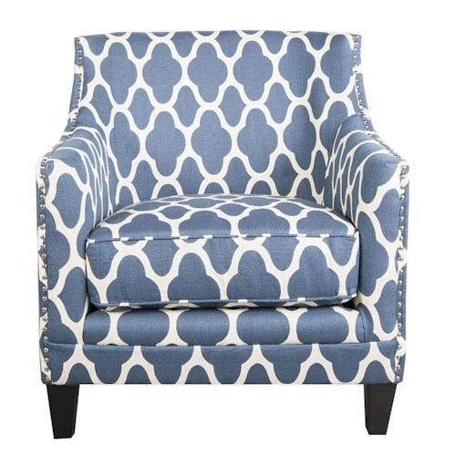 Morris Home Furnishings Zara Chair