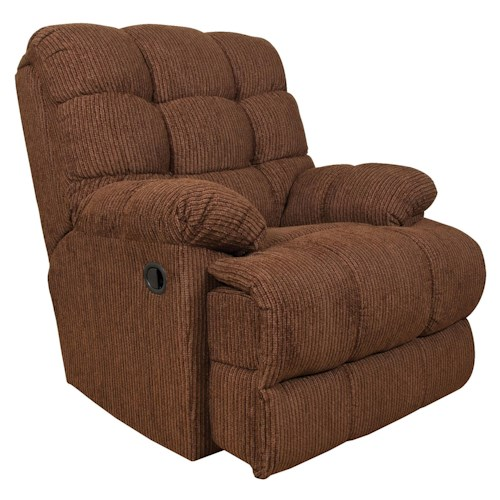 England 5610 Miles Rocker Recliner with Power for Casual Family Room Comfort