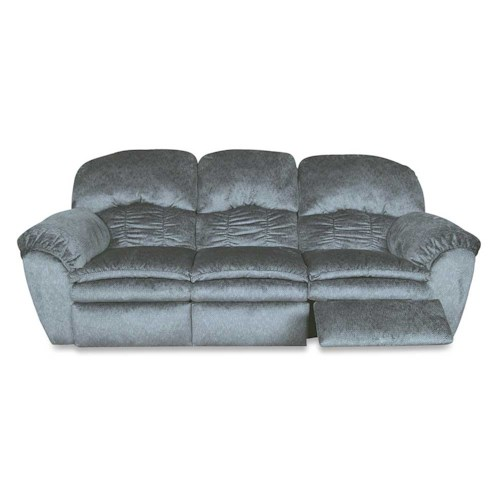 England Oakland Upholstered Reclining Sofa with POWER