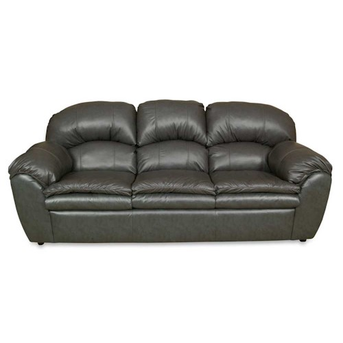 England Oakland Leather Sofa