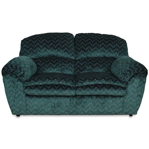 England Oakland Upholstered Love Seat