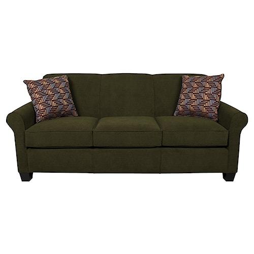 England Angie  Queen Sleeper Sofa with Visco Mattress