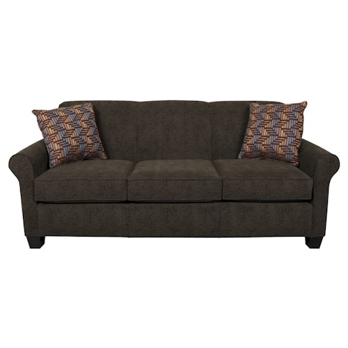 England Angie  Queen Sleeper Sofa with Visco Mattress