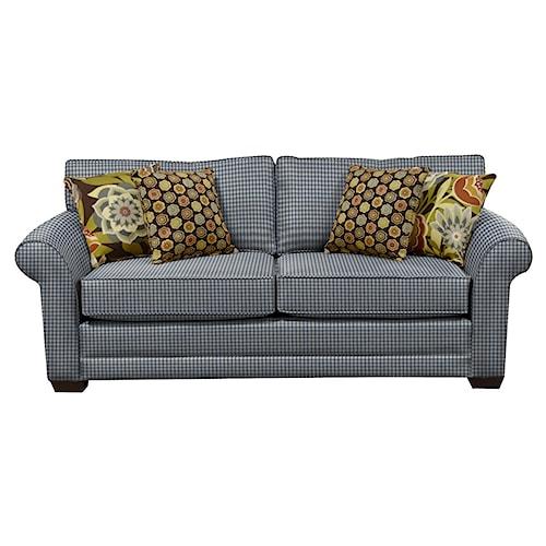 England Brantley Queen Sleeper Sofa with Comfort 3 Mattress
