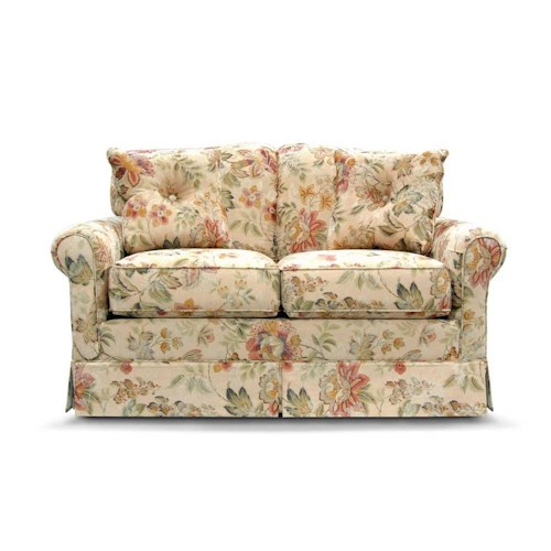 England Charleston Two Over Two Loveseat