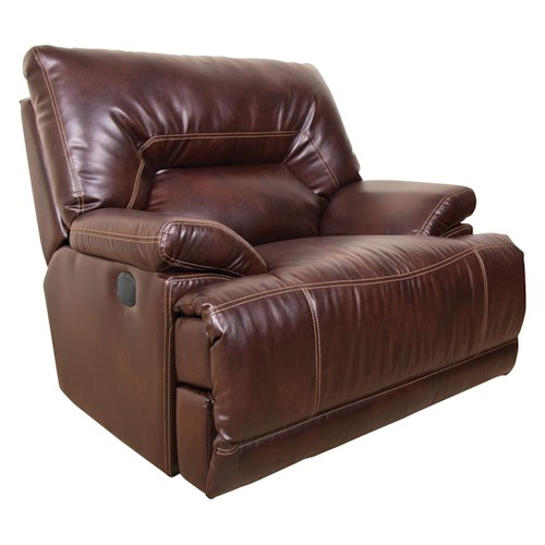 England Davis  Minimum Proximity Recliner with Family Durability