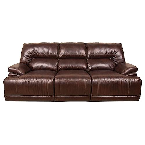England Davis  Power Double Reclining Sofa with Family Durability