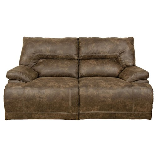 England Davis Double Reclining Loveseat with 2 Seats