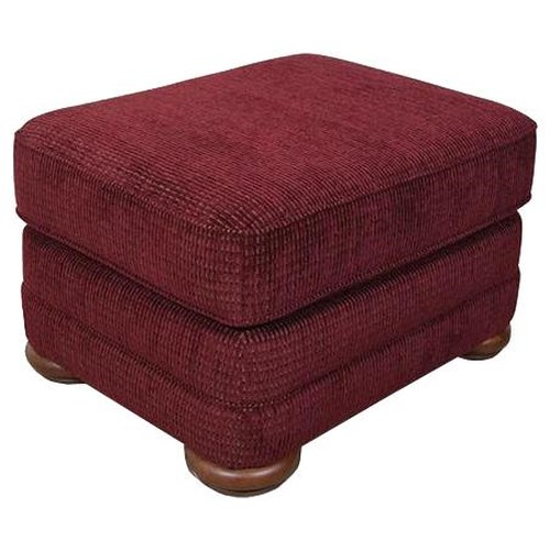 England Drake Casual Styled Accent Ottoman