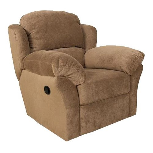 England Geoff  Casual Living Room Rocker Recliner