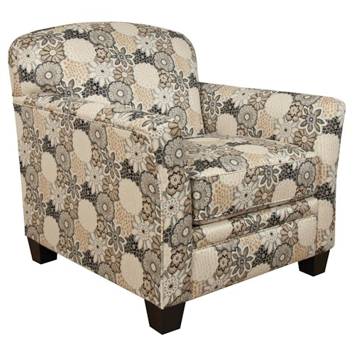 England Hilleary Chair with Casual Style