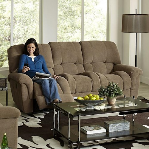 England McBrayar <b>Power</b> Reclining Sofa - Made in America