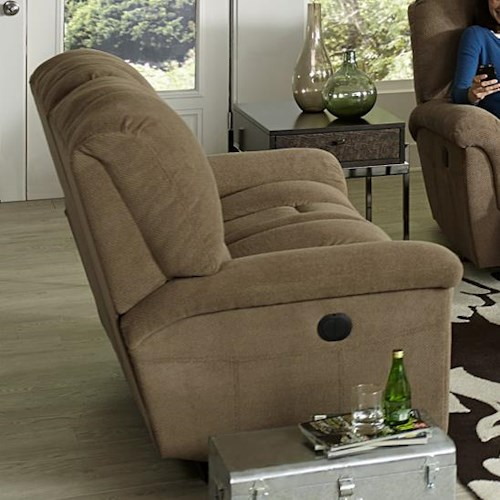 England McBrayar <b>Power</b> Reclining Loveseat - Made in America