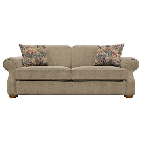 England Melbourne Split Cushion Sofa