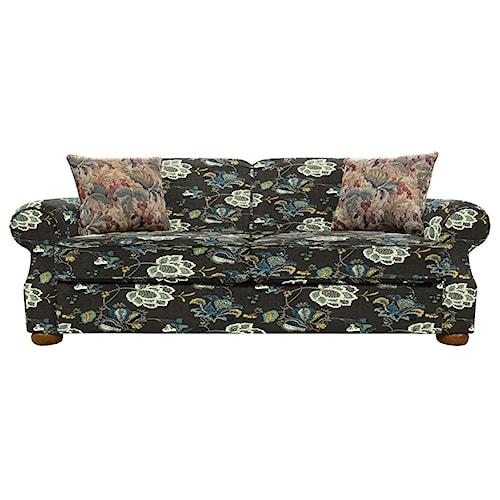 England Melbourne Comfortable Air Mattress Queen Size Sleeper Sofa
