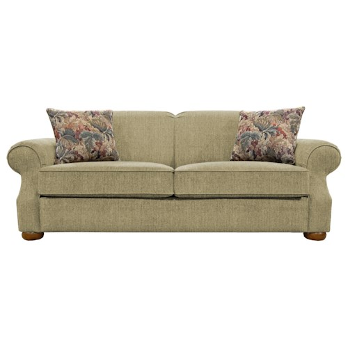 England Melbourne Comfort 3 Queen Sleeper Sofa